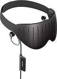 Naptime - Máscara de ojos portátil para dormir más rápido y mejor y despertar nuevo, con aplicación iOS/Androi