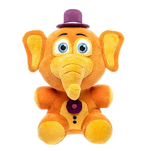 FNAF Pizza Sim: Orville Elephant POP. Vinyl, Multi Colour