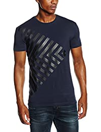 Antony Morato Girocollo Stampa Triangolo, T-Shirt Homme