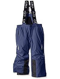 CMP - Pantalones de esquí para niños, color azul (navy), talla 164