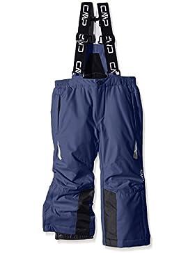 CMP - Pantalones de esquí para niños, color azul (navy), talla 140