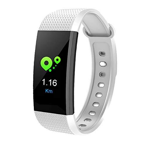 I9 Farbdisplay Multifunktions Intelligente Sportarmband Bt4.0 Geschwindigkeit Link Herzfrequenz Tracker Anti Verlorene Informationen Aufforderung IP67 Wasserdicht/Kompatibel Mit Ios Android Gerät