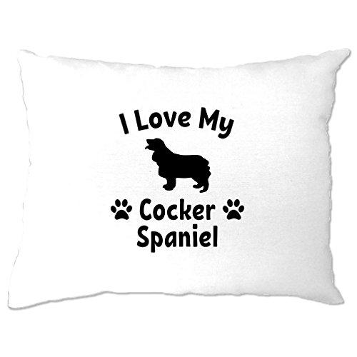 r Spaniel Hundeliebhaber Nette entzückende Kissenbezuge (Lustige Nette Welpen)