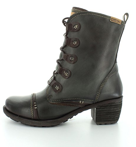 Pikolinos Womens Le Mans 838-9232 Leather Boots Lead