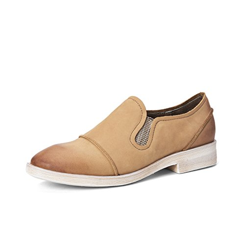 Printemps et automne chaussures de Dame/ chaussures de pied fond plat/Les souliers A