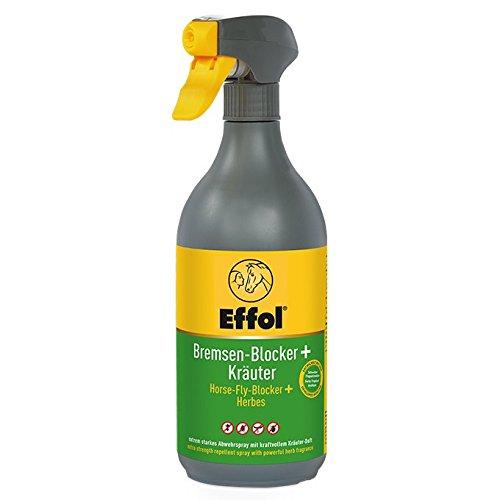 Effol 11572200 Bremsen-Blocker + Kräuter, 750 ml (Pferde Insektenschutz)