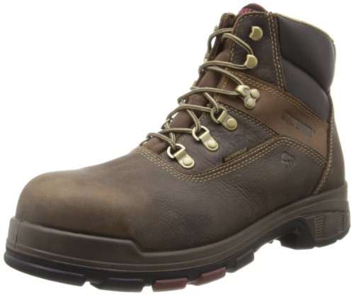 Wolverine Men's W10314 Cabor Boot, Dark Brown, 12 M US - Hot Weather Combat Boots
