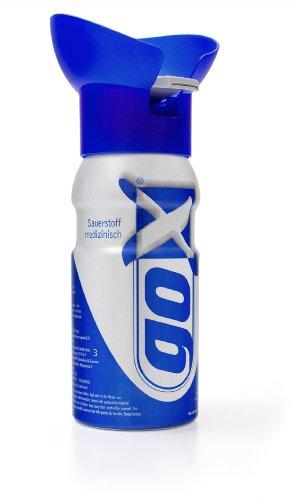 goX - 6 Liter Sauerstoff in der Dose