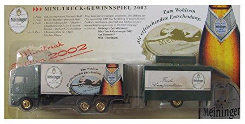 Preisvergleich Produktbild Meininger Nr.27 - Zum Wohlsein - MAN TG - Hängerzug mit Schankwagen
