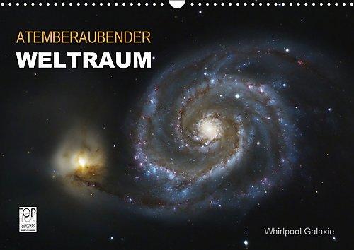 Preisvergleich Produktbild Atemberaubender Weltraum (Wandkalender 2017 DIN A3 quer): Astrofotografie von Roland Störmer (Monatskalender, 14 Seiten ) (CALVENDO Wissenschaft)