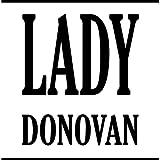 Lady Donovan - Tasche Tüte Rucksack Jute-beutel Turnbeutel Sport-beutel - Hipp -