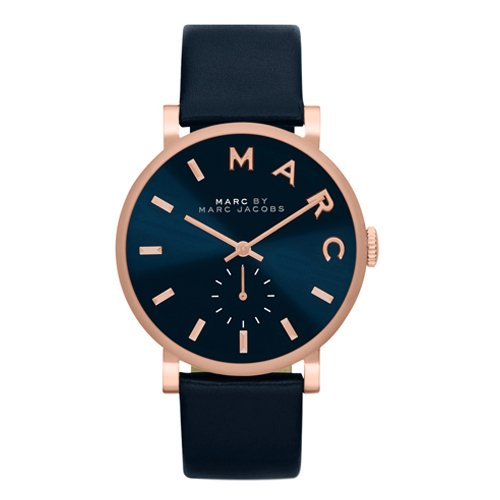 Marc Jacobs MBM1329 Reloj Unisex Azul
