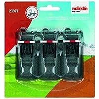 Märklin 23977 Track Bumper Parte y Accesorio de juguet ferroviario - Partes y Accesorios de Juguetes ferroviarios (Track Bumper,, 16.5 mm, Negro)