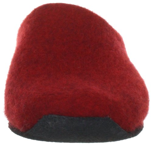 MagicFelt JU 720 Unisex-Erwachsene Pantoffeln Rot (Rubin 4823)