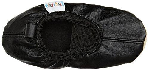 Menina Sapatos Preto 208753 Sapatos De Jogar Bailarinas 20 black Ballet pUxXdn