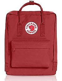Fjällräven Kånken F23510, Mochilla Unisex, Rojo (Rojo), 16 L (38