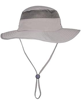 Rnow – Sobrero de ala grande, secado rápido y malla transpirable – Sombreros de pesca – Sombrero para absorción...