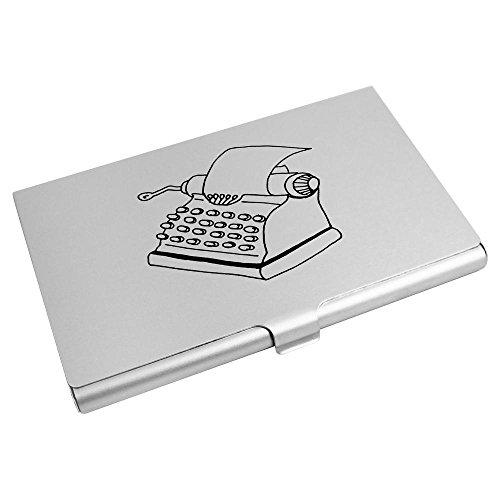 Preisvergleich Produktbild 'Schreibmaschine' Visitenkartenhalter / Kreditkarte Geldbörse (CH00012653)