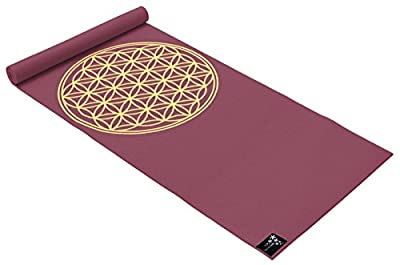 Yogistar Yogamatte Basic Flower of Life
