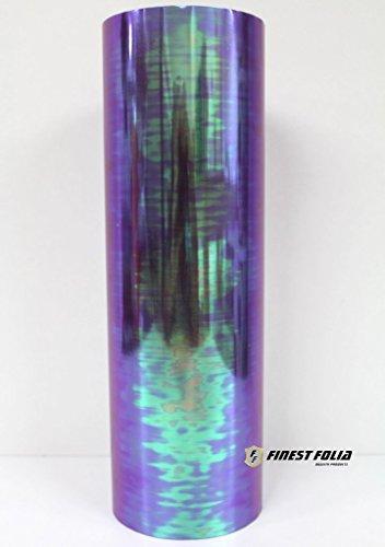 RLS79 Chamäleon Violet Scheinwerfer Folie Tönungsfolie 30x100cm Rückleuchten