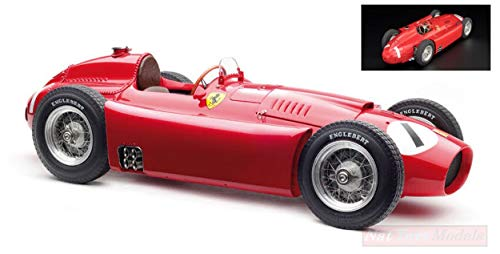 50 J.M.Fangio 1956 N.1 Winner England GP 1:18 DIE CAST Model kompatibel mit ()