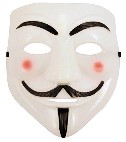 e Anonymous Halloween Guy Fawkes Fancy Dress Up Erwachsene Kostüm (V Vendetta Halloween Kostüm)