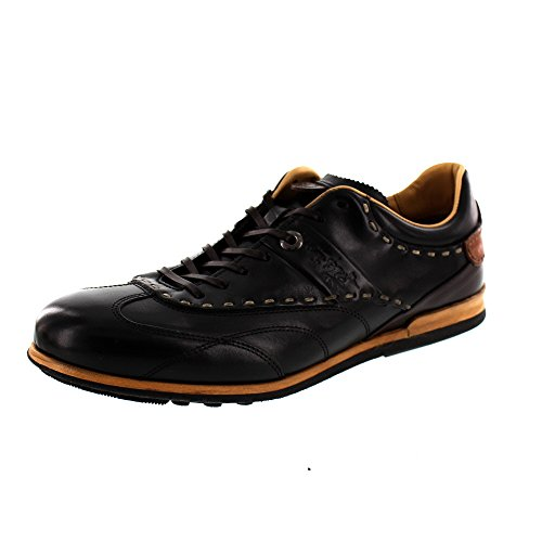 La Martina - Sneaker L6040140- Cuero Nero, Schuhgröße:EUR 46