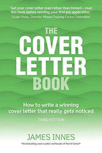 The Cover Letter Book How To Write A Winning