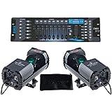 Soundsation Juego 2escáner sc-30W-1/DMX512