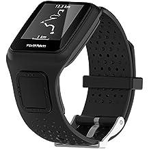 TomTom Ersatz Band–fiimi Silikon Ersatz Band für TomTom Multisport GPS-Uhr