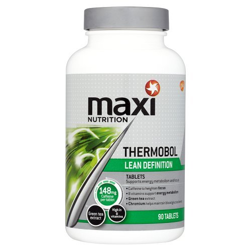 MaxiNutrition Thermobol Fat Metaboliser Capsules, 90 Capsules Test