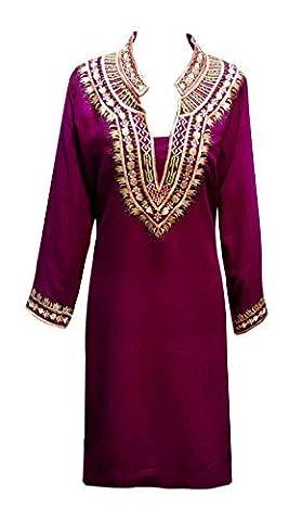 Indian Tunic for women Kurti with thread work tunics kurta