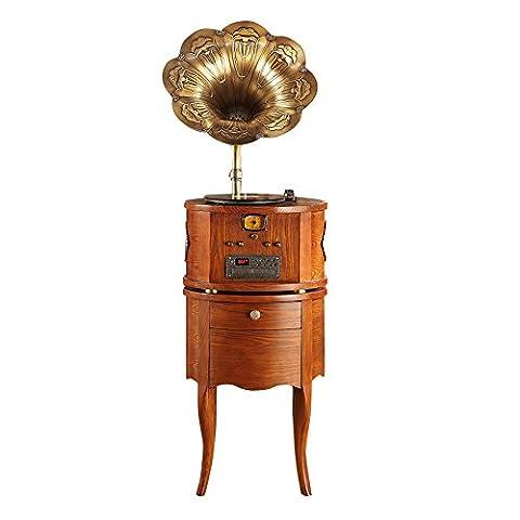 sitang Kreative Jahrgang Grammophon Wohnzimmer zu Hause Ornamente Dekorationen Einrichtungsgegenstände