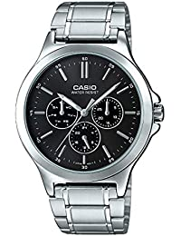 Casio Analog Black Dial Men's Watch - MTP-V300D-1AUDF (A1173)