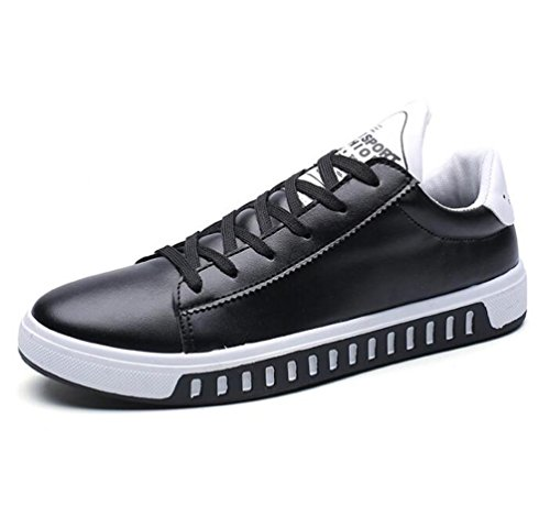 OL Gentleman's Casual Lace-up Scarpe Leggere UE Taglia 39-44 Black
