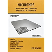 Mechcomp2. 2nd international conference on mechanics of composites