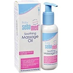 Sebamed Soothing Massage Oil 150 Ml