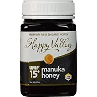 Happy Valley UMF 15+ (MGO 514+), Miel de Manuka - 500g