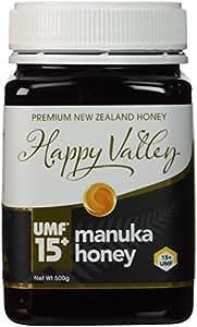 Happy Valley UMF 15+ Miele Manuka 500g
