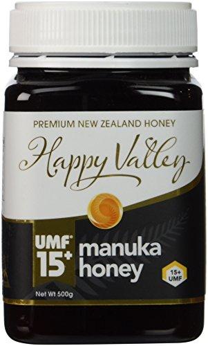 Manuka roher Honig, 500g (17.6oz) (Happy Valley Manuka Honig)