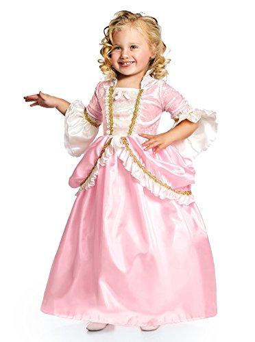 Little Adventures Wenig Abenteuer traditionellen Rosa Pariser Mädchen Prinzessin Kostüm-Klein (1-3Jahre)