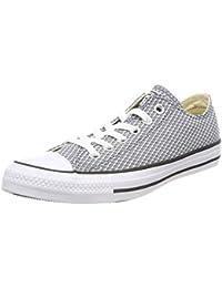 Converse Ctas Ox Light Carbon/White/Natural, Sneaker Unisex – Adulto