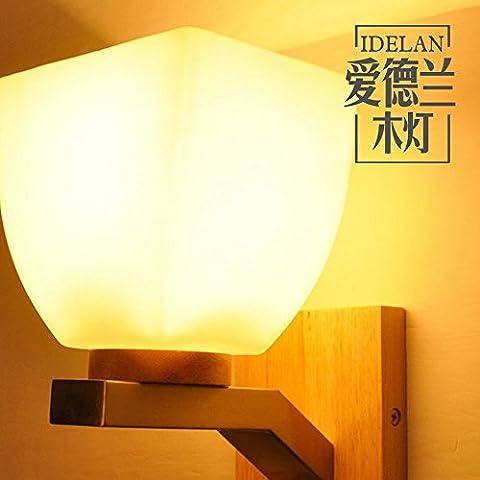 BESPD Kreative Nordic led Innenraum einziges Haupt Schlafzimmer Wand lampe Nachttischlampe Korridor anmelden