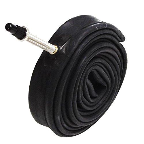 1oder 3x VeloChampion MTB Fahrradschlauch 26, 27,5oder 73,7cm–Presta- oder Schrader Ventil, schwarz