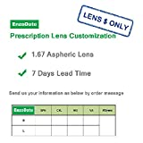 EnzoDate Rx Lens Customization (Lens Price ONLY)
