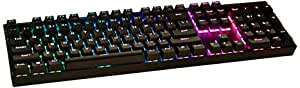 Redragon Vara K551-RGB LED Backlit Mechanical Gaming Keyboard with Numlock Keys