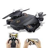 FYJH Drohne mit 1080P HD-Kamera Mini Faltgerät Lang-Akku-Lebensdauer Wi-Fi Echtzeit-Kartierung Luftdruck-Hochgebirg-Schlucht