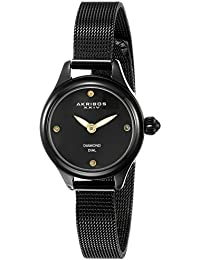 Akribos XXIV Reloj con movimiento cuarzo japonés Woman 26 mm