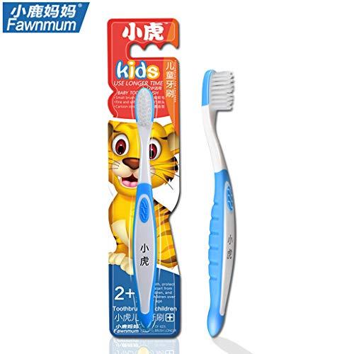 Haorw Baby Zahnbürste Zahnpflege-Lernset Sicheres Wachstraining (2)