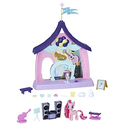 My little Pony E1929 Beats and Treats Magical Classroom My_ Puppe Spielset